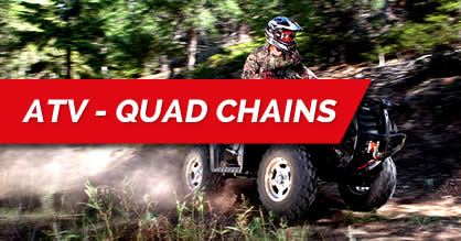Atv-quad chains