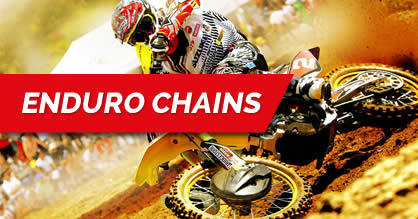 Enduro chains