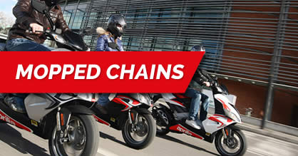 Moped chains