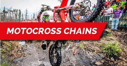Motocross chains