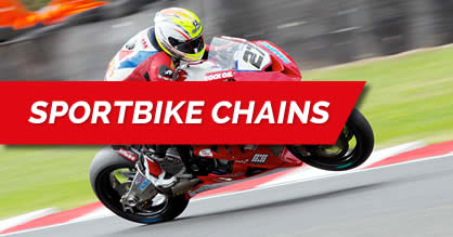 Sportbike chains