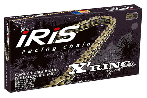 Cadena X´ring Iris Chains