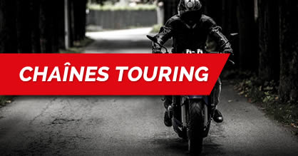 Chaines touring